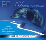 3CD Evergreen - Relax With The Classics