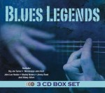 3CD Evergreen - Blues Legends