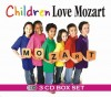 3CD Evergreen - Children Love Mozart