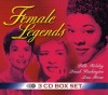 3CD Evergreen - Female Legends